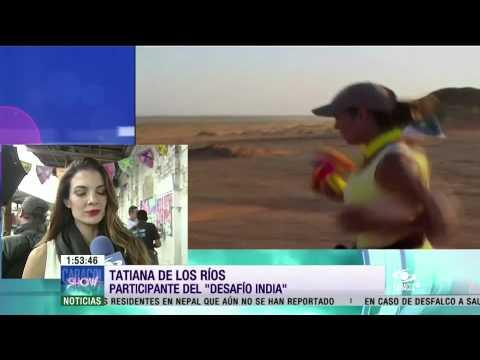 Diez años después, Tatiana de los Ríos quiere revalidar su título en el Desafío