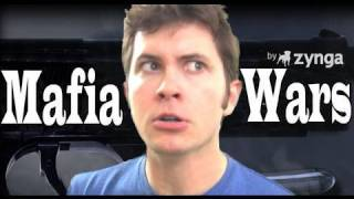 MAFIA WARS Commercial!! (Facebook Parody #2)