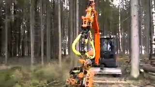 Tree cutting machine Japan #WhatsUp