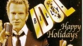 Watch Billy Idol Christmas Love video