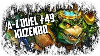 Smite: A-Z Masters Ranked Duel #49 - Kuzenbo