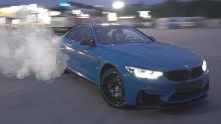 BMW M4 COMPETITION PACKAGE - БЕШЕНАЯ И НЕУЛОВИМАЯ! ТЕСТ-ДРАЙВ ОТ БУЛКИНА!