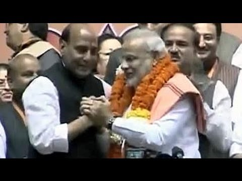 Narendra Modi gets key role in Rajnath Singh's Team 2014