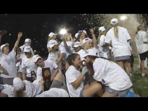 UNC Women's Lacrosse 2013 NCAA National Champions