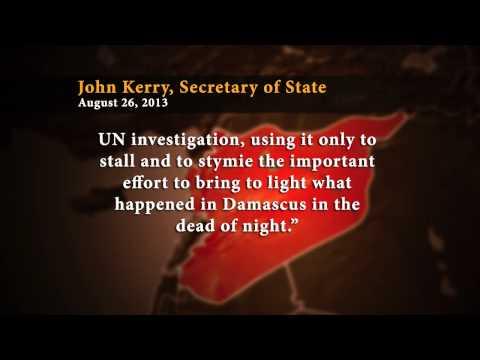 Syria Exposes Hypocrisy in Washington - The Trumpet Daily