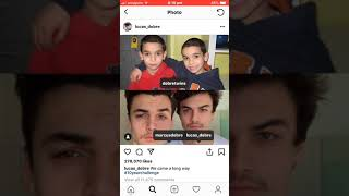 DOBRE TWINS TROLL DOLAN TWINS WITH 10 YEAR CHALLENGE