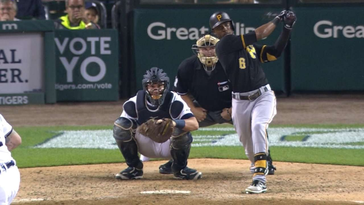 7/1/15: Walker, Burnett lead Bucs to win over Tigers