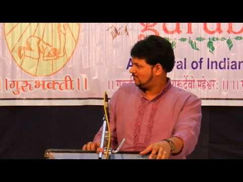 Niranjan Lele harmonium solo-Raag Bihag