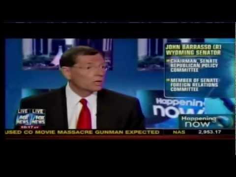 Senator John Barrasso on Fox News with Jenna Lee