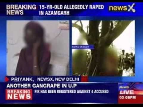 Uttar Pradesh: 15 year old allegedly raped in Azamgarh