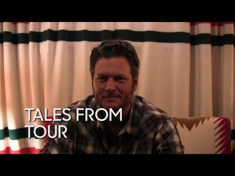 Tales from Tour: Blake Shelton