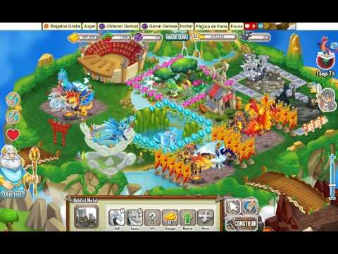 combinaciones de dragon city 2