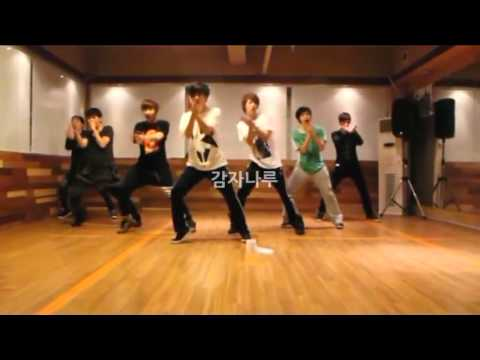 INFINITE-The Chaser【Practice Ver.】