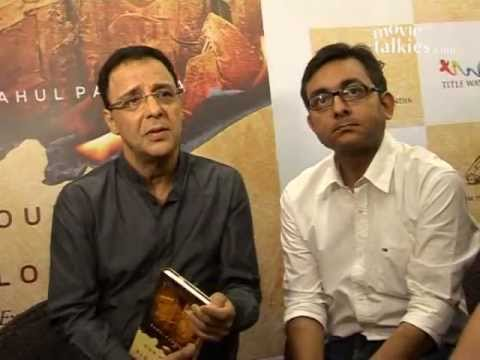 Vidhu Vinod Chopra Launches Rahul Pandita's Book 'Our Moon Has Blood Clots'