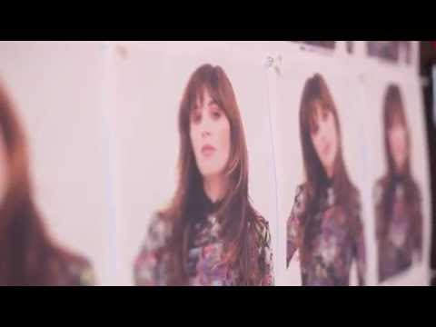 Go Behind the Scenes with Zooey Deschanel at Her Cover Shoot - InStyle