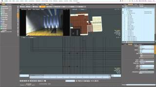 Architectural Lighting in MODO Tutorial: Light Tweaks