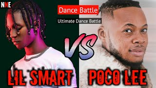 Lil Smart vs Poco Lee | 2020 | Updated (Dance Battle) pt.9 AKA Smart Work vs Poco Dance 💃 💃 ultimate