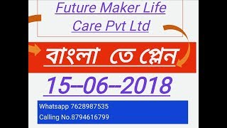 Future maker Business Plan / Bangla presentation 2018