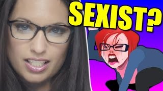 PlayStation 4 Commercial Sexist? - Feminist Logic Fail #3