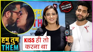 Shweta Tiwari REACTS On Her KISS Scene With Akshay Oberoi In Hum Tum & Them | Exclusive Interview