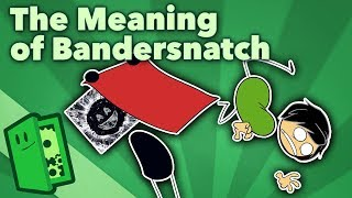 The Meaning of Bandersnatch - The Philosophy of Free Will - Extra Credits
