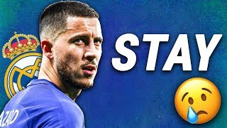 5 True Reasons Why Eden Hazard's Transfer to Real Madrid Is a Mistake
