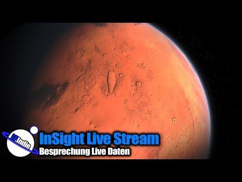 Marsmission InSight - Erfolgreiche Landung
