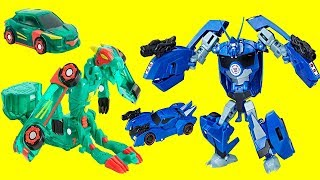 Transformers Robots in Disguise Thermidor, Mecard Battle Robot Cars Games, Transforming Cars, Toys