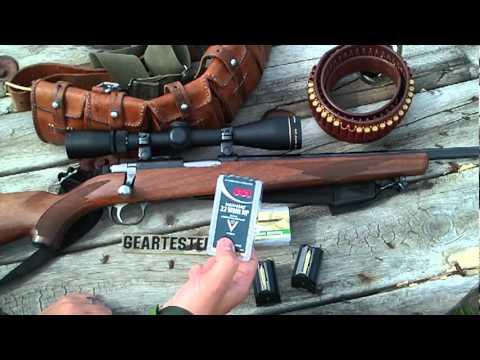 Ruger 77/22 Magnum (Range Report 3) by TheGearTester