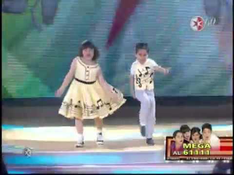 Jesus y Karla de Megaestrellas bailan : Jail House Rock
