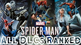 Spider-Man PS4: ALL City That Never Sleeps Chapters RANKED!!! DLC & Sequel In-Depth Discussion!!!