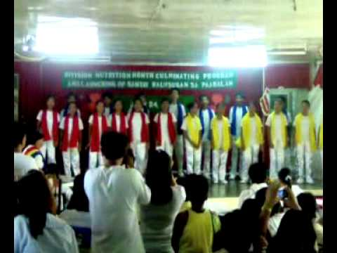 Div. Champ (nutri-jingle Contest) Qghs 3rd Year Stude's video