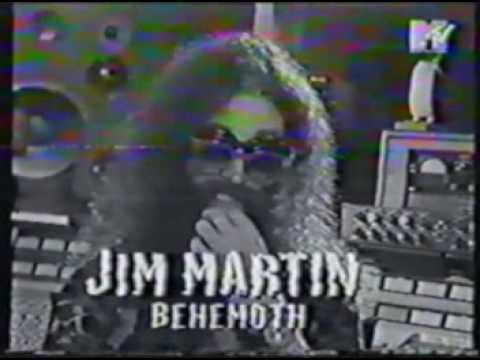 1995: interview with Jim Martin ex Faith No More