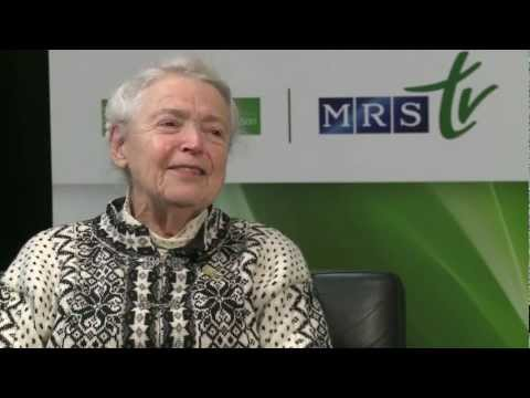 Interview with Prof. Millie Dresselhaus, Winner of the Kavli Prize in Nanoscience