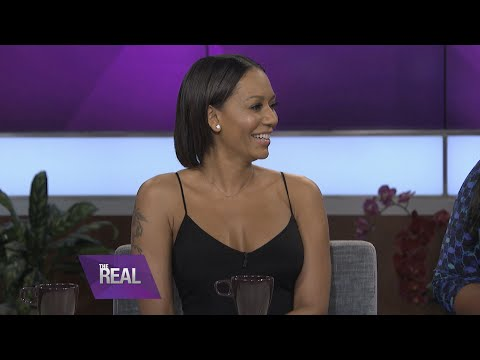 Mel B Gives 'The Real' Ladies Spice Girl Names