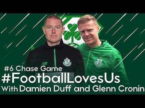Shamrock Rovers #FootballLovesUs - #6 Chase Game