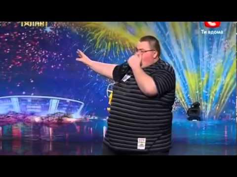Украина мае талант битбокс