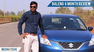 Maruti Suzuki Baleno - six-month review