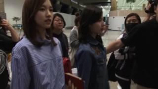 JYP日本開唱 TWICE亮相機場