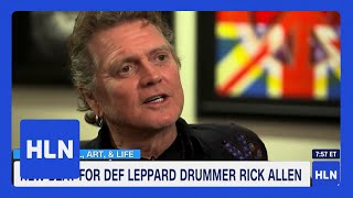 What is drummer Rick Allen's favorite Def Leppard song?