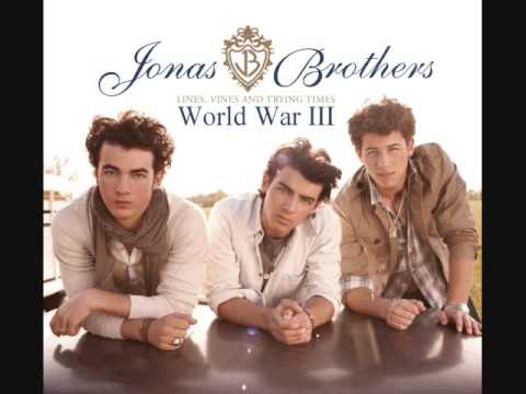 Jonas Brothers - World War Iii