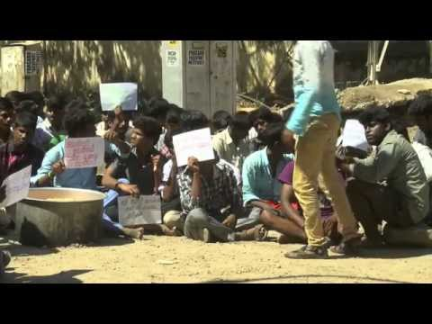 More than Rice We get Insects in our Food - Government Welfare Hostel Students in Chennai