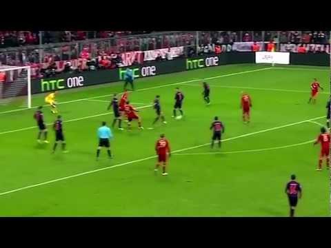 Mikel Arteta vs Bayern Munich