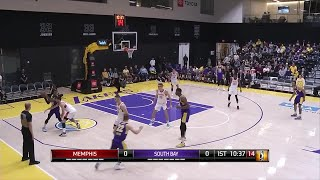 South Bay Lakers vs. Memphis Hustle - Condensed Game