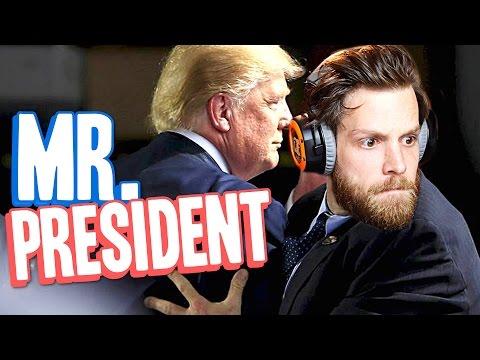 Download  MR. PRESIDENT GAMEPLAY | Indie Bodyguard Simulator Trump Parody Game Gratis, download lagu terbaru