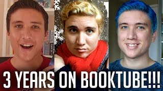 3 Years on Booktube!!! | Reacting to My Old Videos