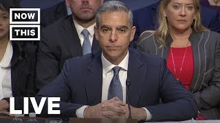 Senate Hearing on Facebook's Proposed Cryptocurrency | NowThis