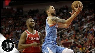 Is Austin Rivers a good fit with the Rockets? l The Jump