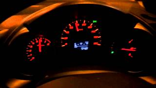 Honda FIT RS CVT GE8 acceleration 0-140 km\h