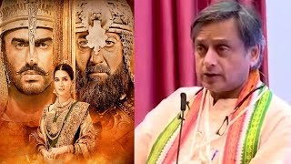Shashi Tharoor on Panipat, the Marathas and Ahmad Shah Abdali! SUPERB INDIA HISTORICAL ANALYSIS
